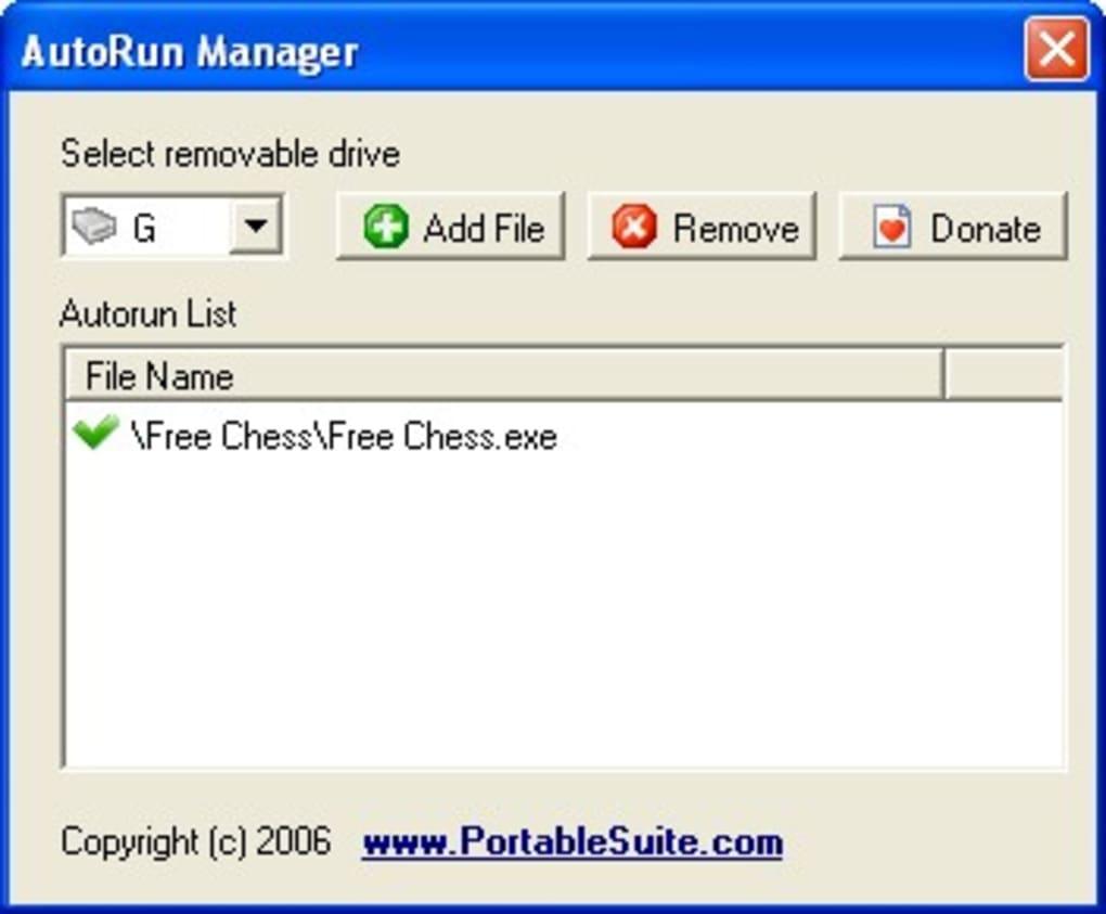 USB Runner - Download