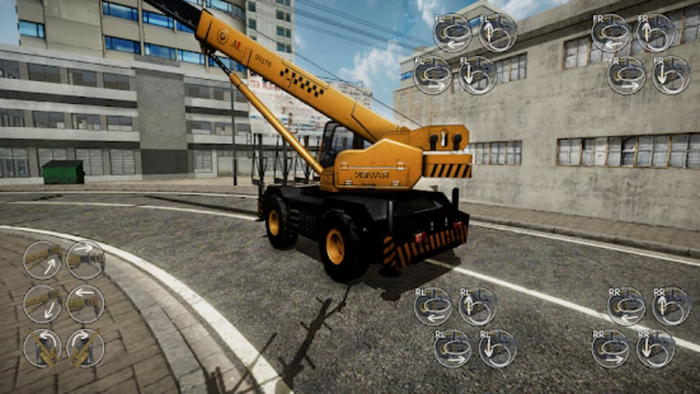 Crane Construction Simulator 2019 for Android - Download