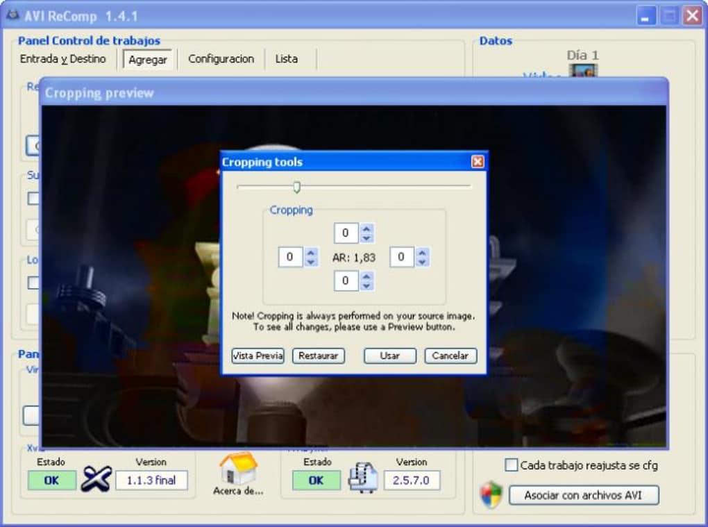 RECOMP BAIXAR 1.5.3 AVI