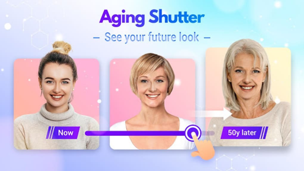 HiddenMe - Aging Camera Face Scanner for Android - Download