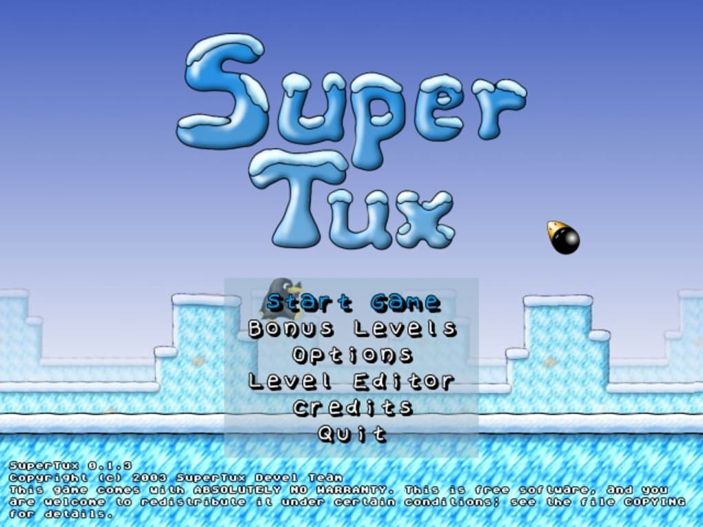 juego de supertux para pc