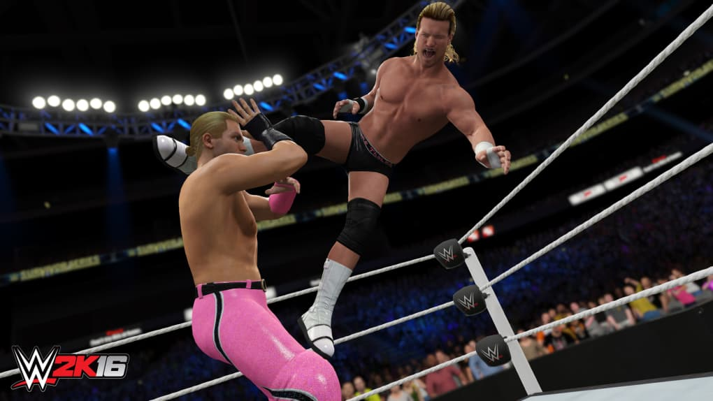 WWE 2K16 - Download