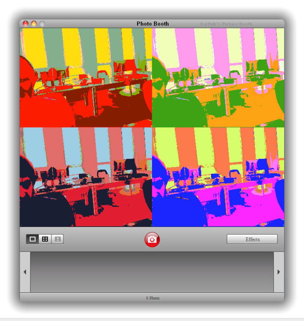 Photo Booth for Windows 7 (Windows) - Download