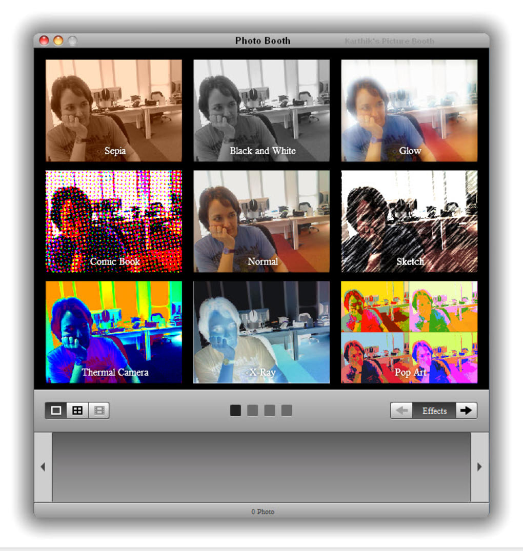 photo booth software free download windows 8