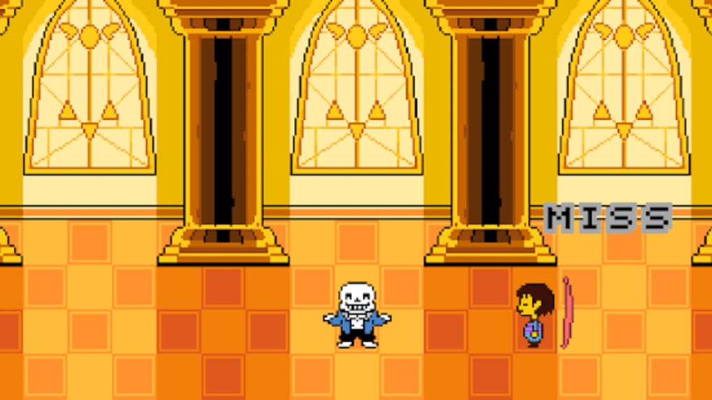 Undertale Sans vs Frisk for Android - Download