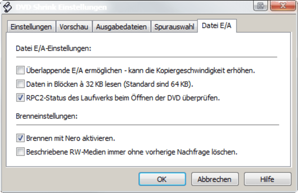 dvd shrink 3.2 64 bit
