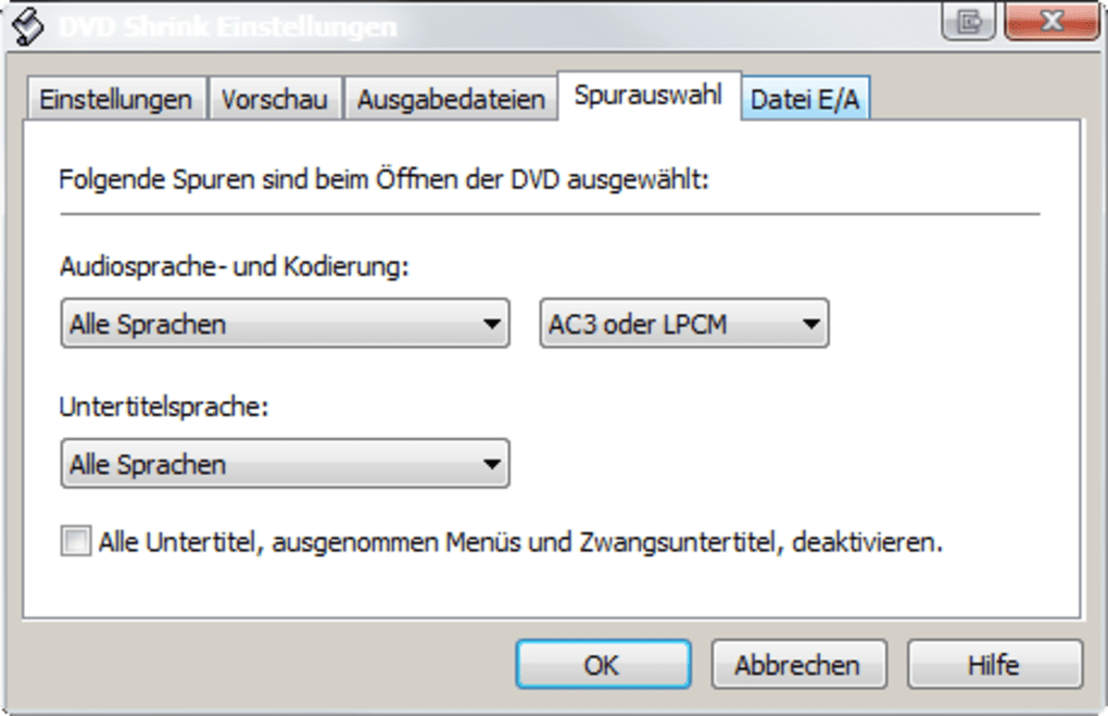 dvd shrink decss