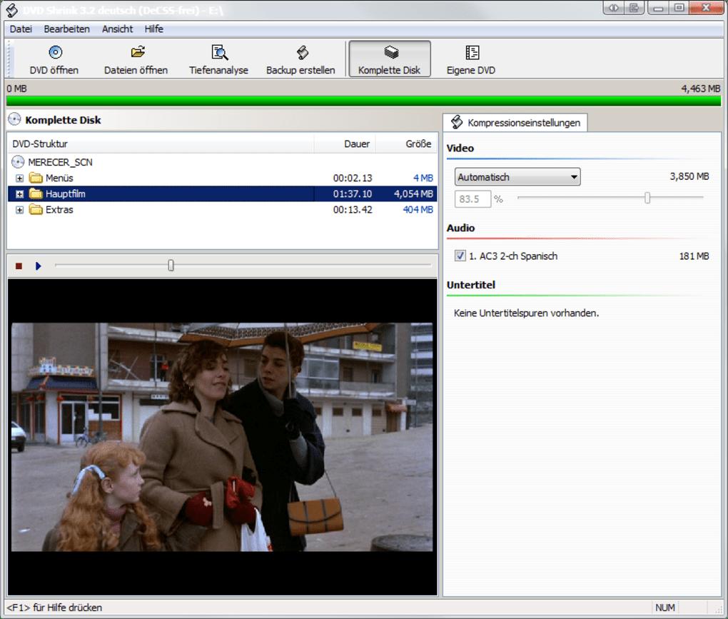 Dvd shrink download windows 8