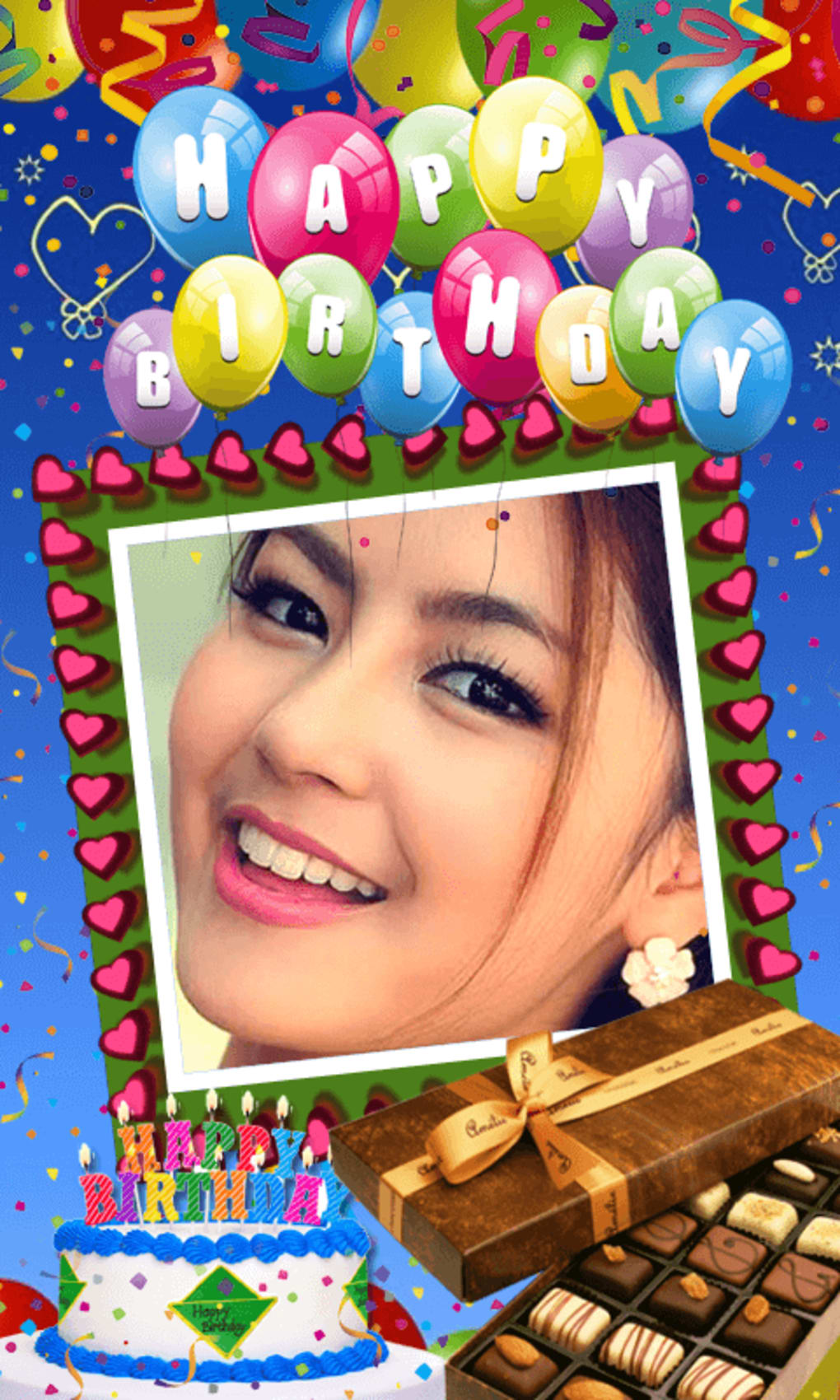 Birthday Photo Frames New For Android Download
