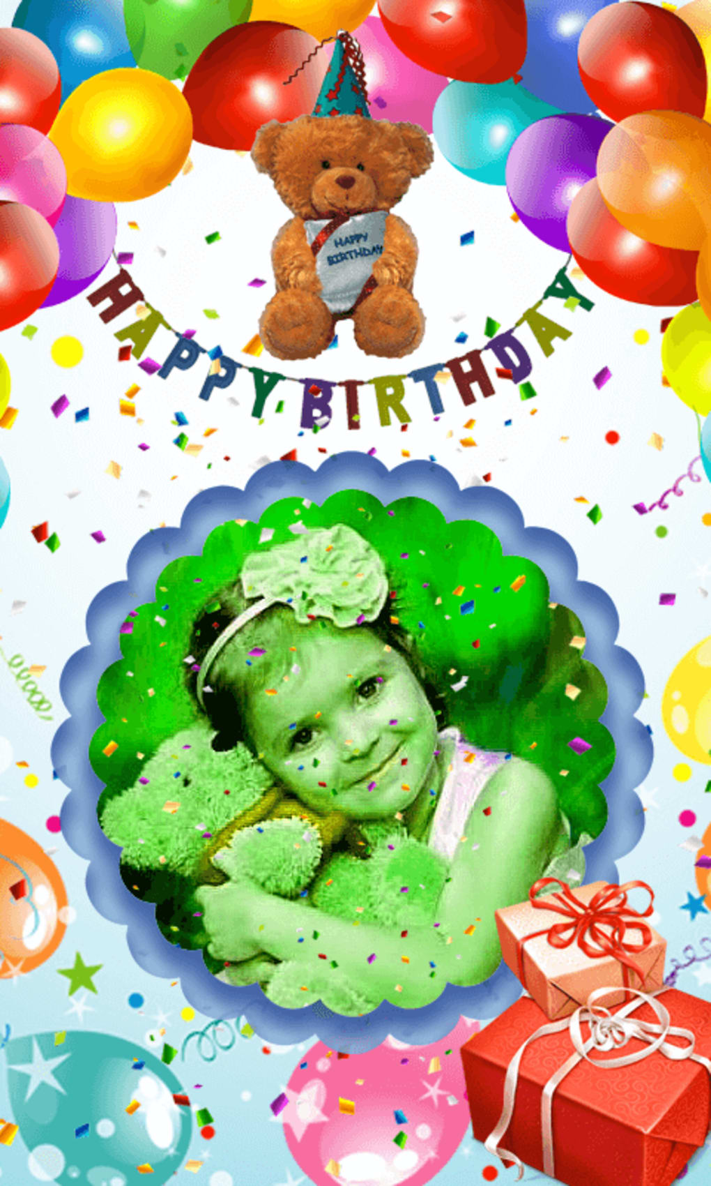 Birthday Photo Frames New For Android
