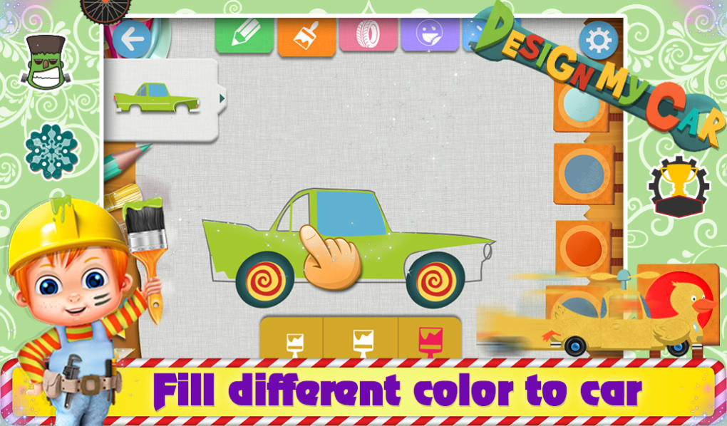 Design My Car for Android
