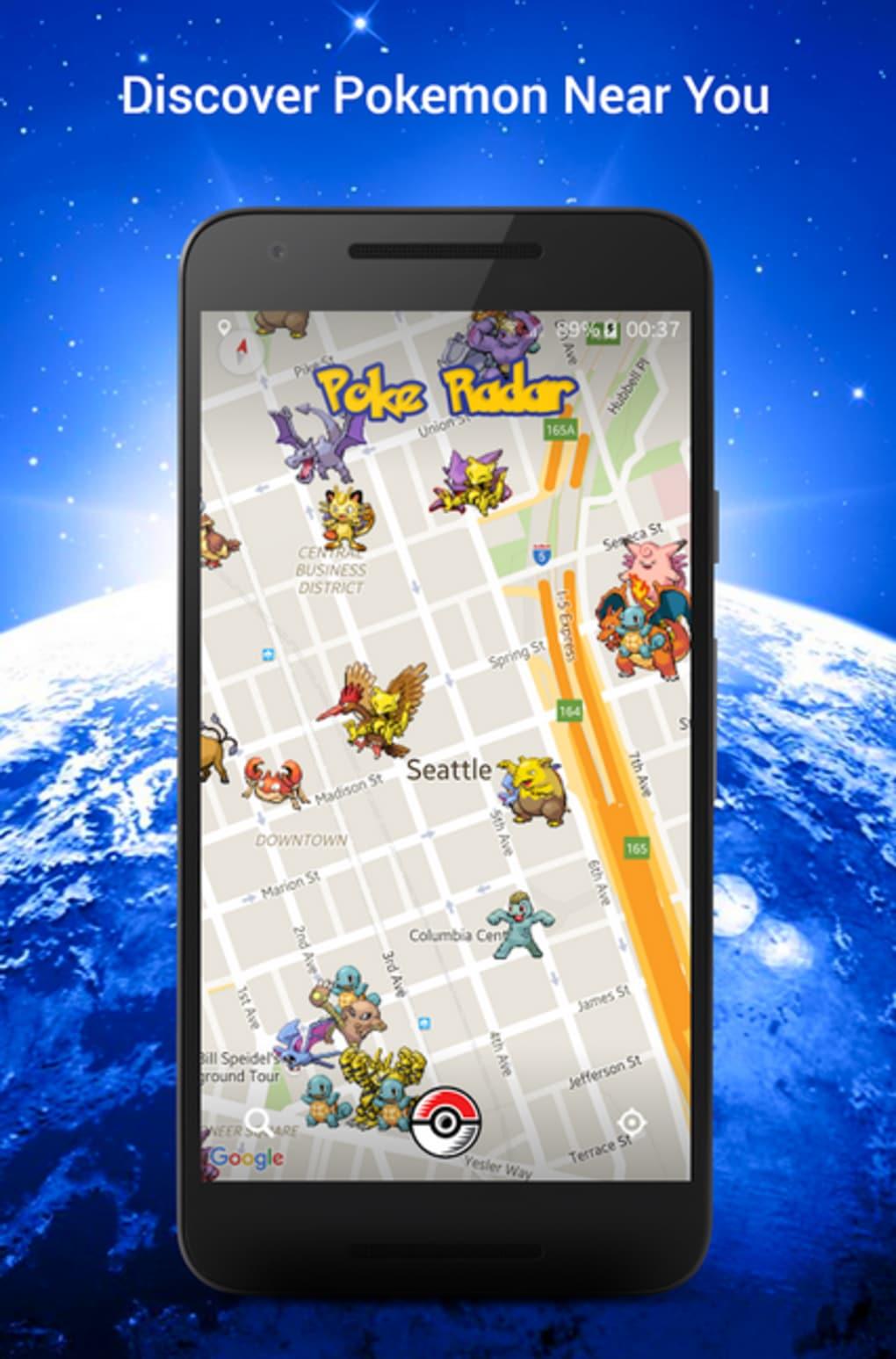 Poke Radar for Pokemon GO for Android - Download