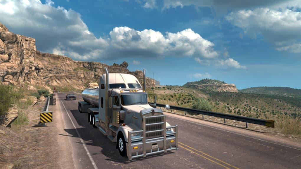 american truck simulator 3 download free full version
