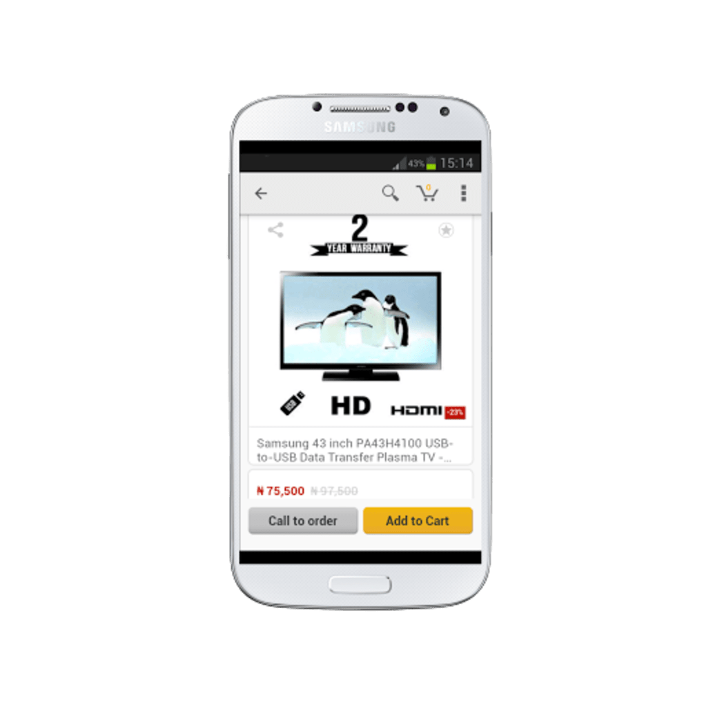 8bd6591c013 JUMIA Online shopping for Android - Download