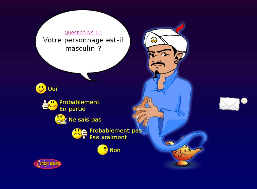 akinator en arabe