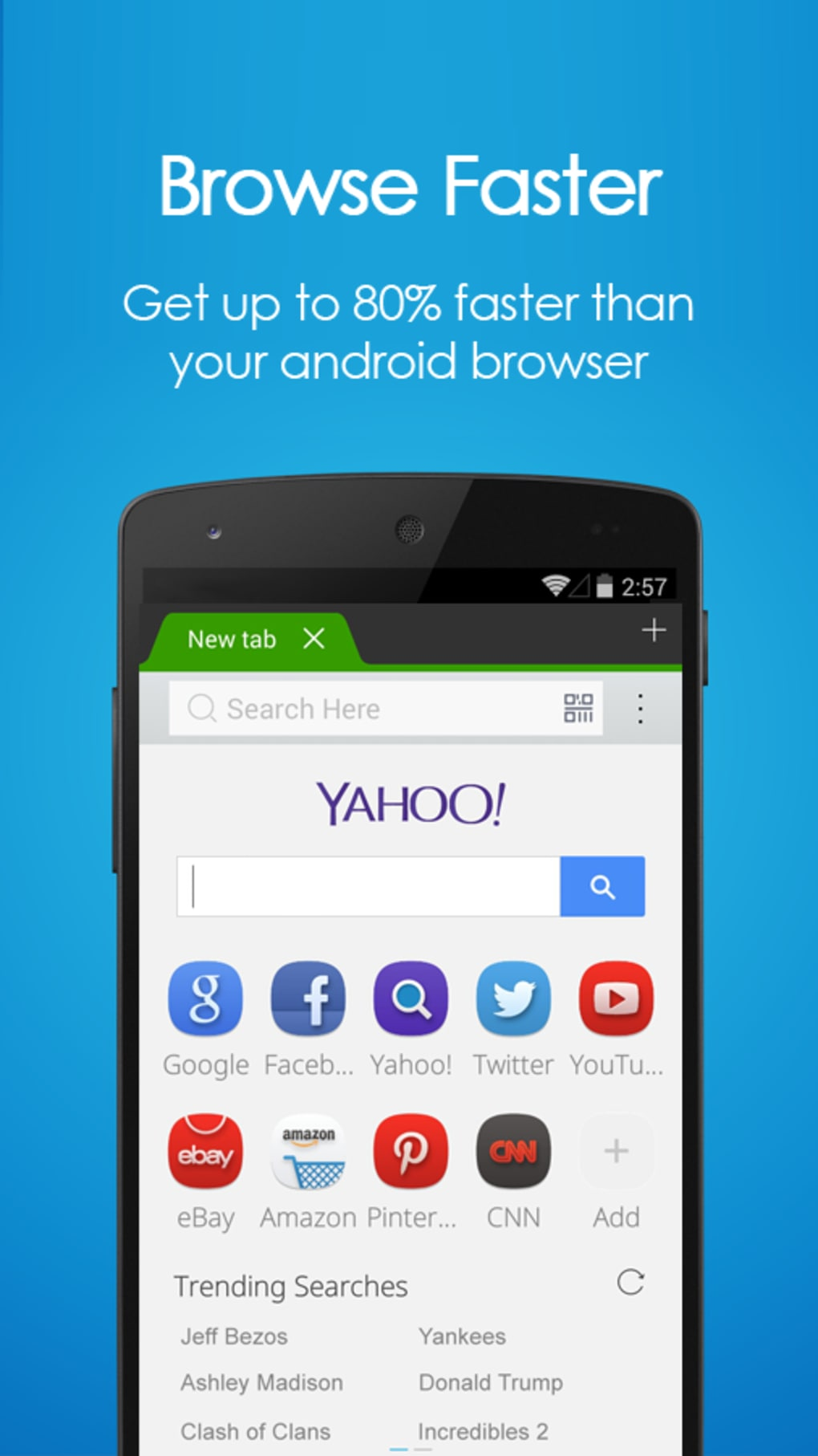 4G Browser for Android - Download