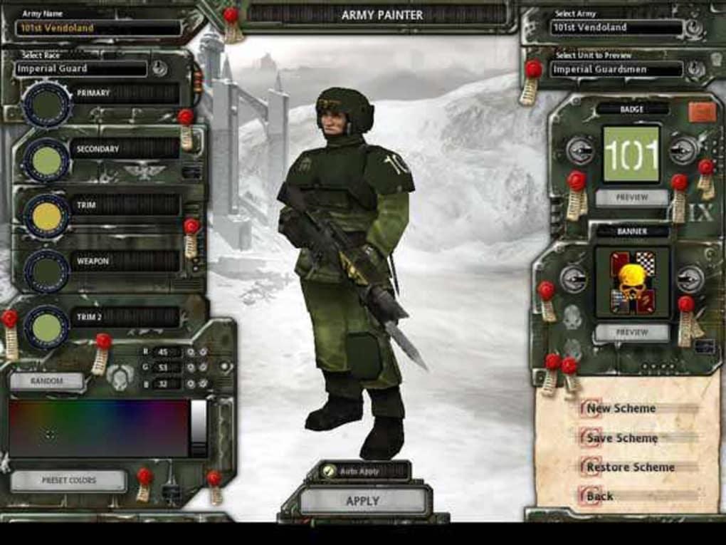 dawn of war winter assault download