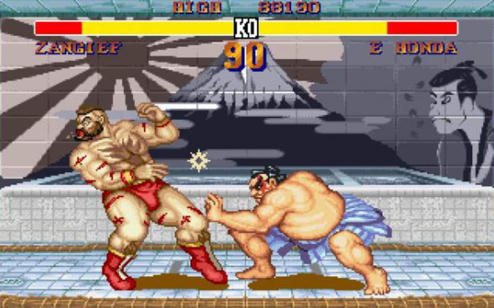 Street Fighter 2 Download