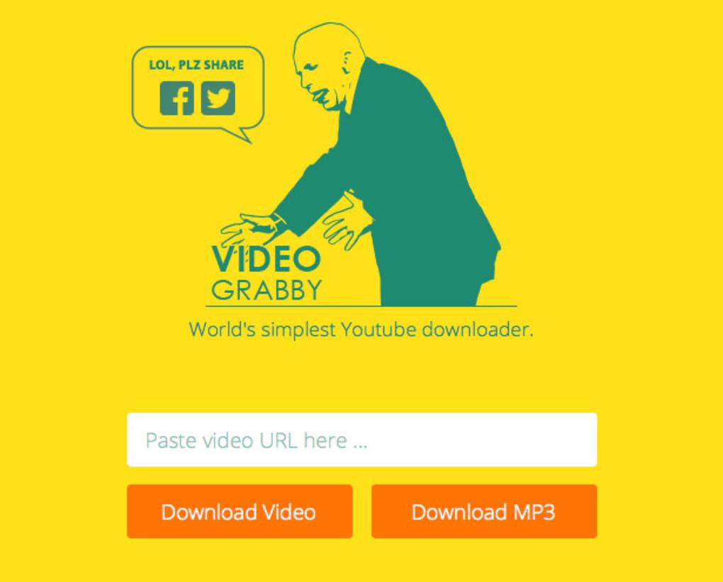 video da youtube gratis videograbby