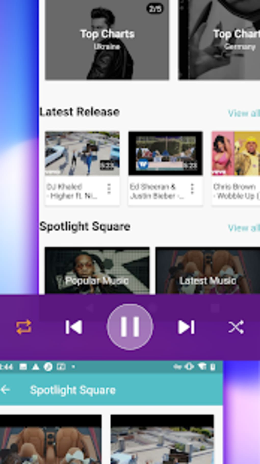 Top Video - Top Music And Game Video Enjoying for Android - Download