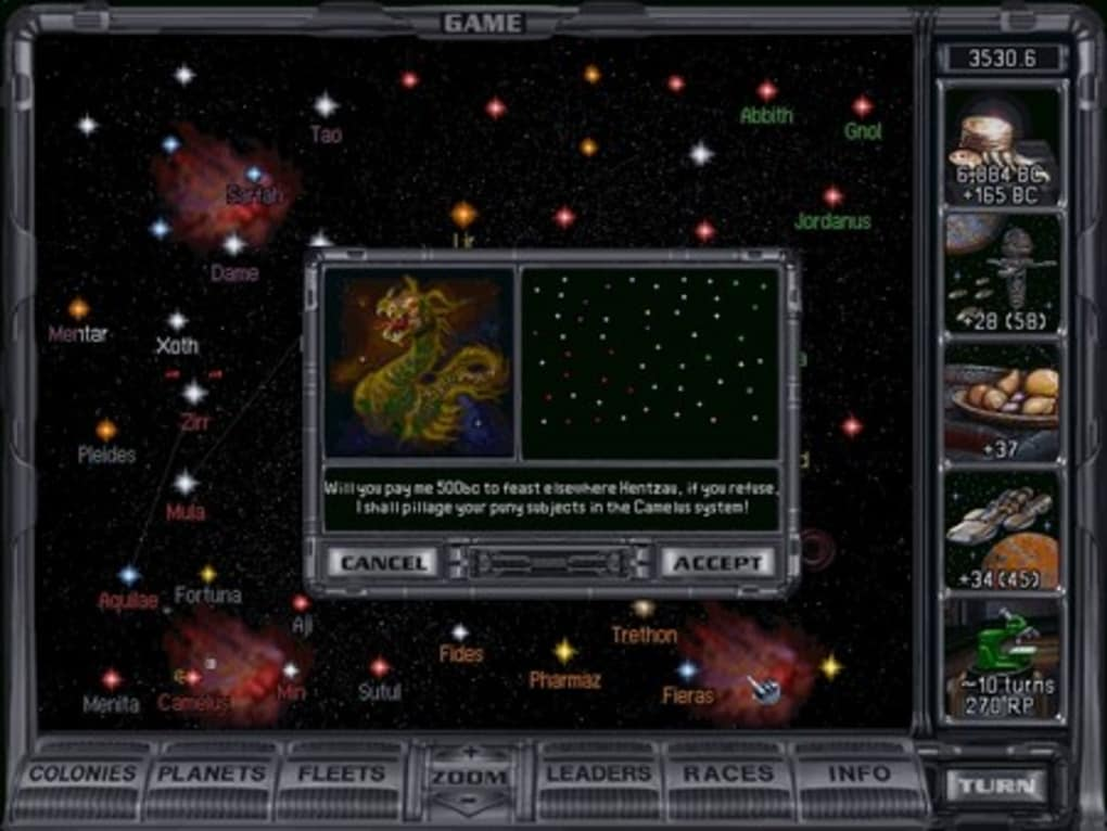 Master of orion 2 download.