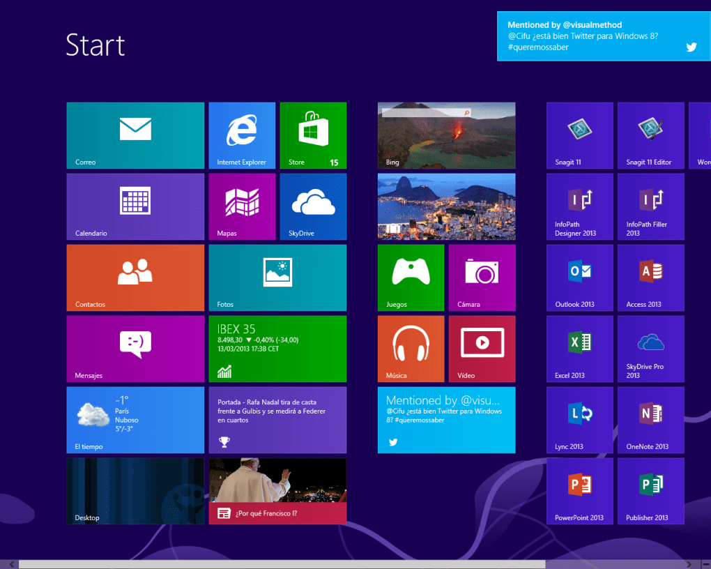 Calendario Windows 10 Su Desktop.Twitter Fur Windows 10 Windows Download