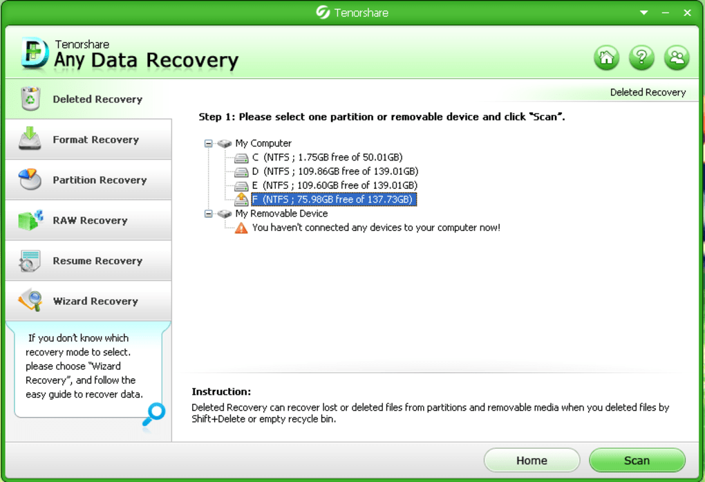 easy data recovery software free download full version with key