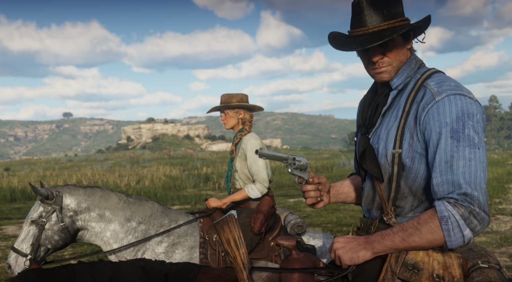 Red Dead Redemption II - Download