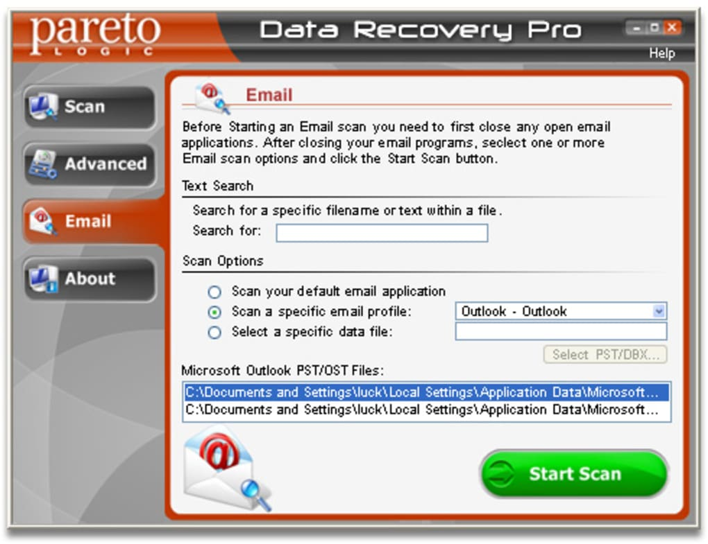 license key data recovery pro 2.1.1.0