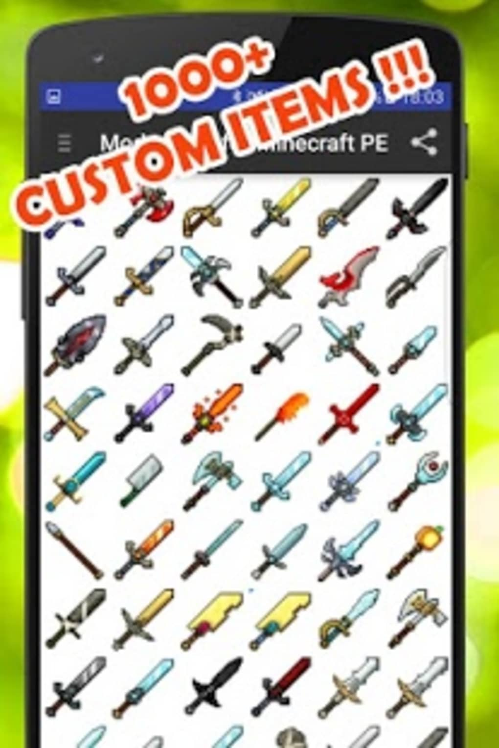 Mod Maker for Minecraft PE APK for Android Download