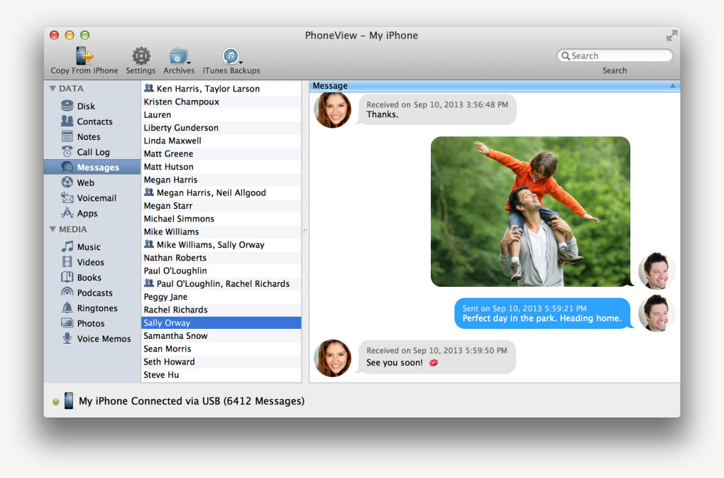 phone view for mac full download