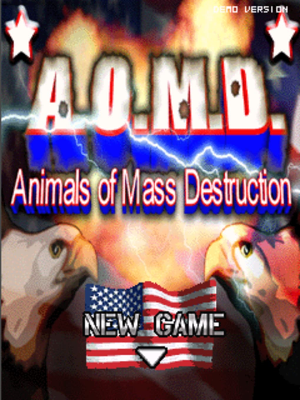 Animals of Mass Destruction for Windows Mobile - Download