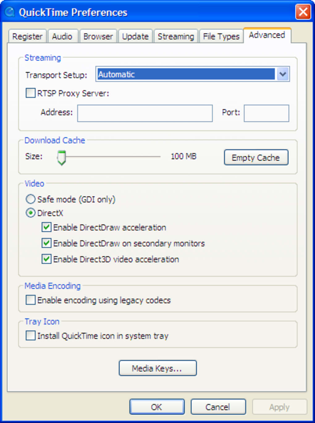 quicktime alternative lite 3.1.1