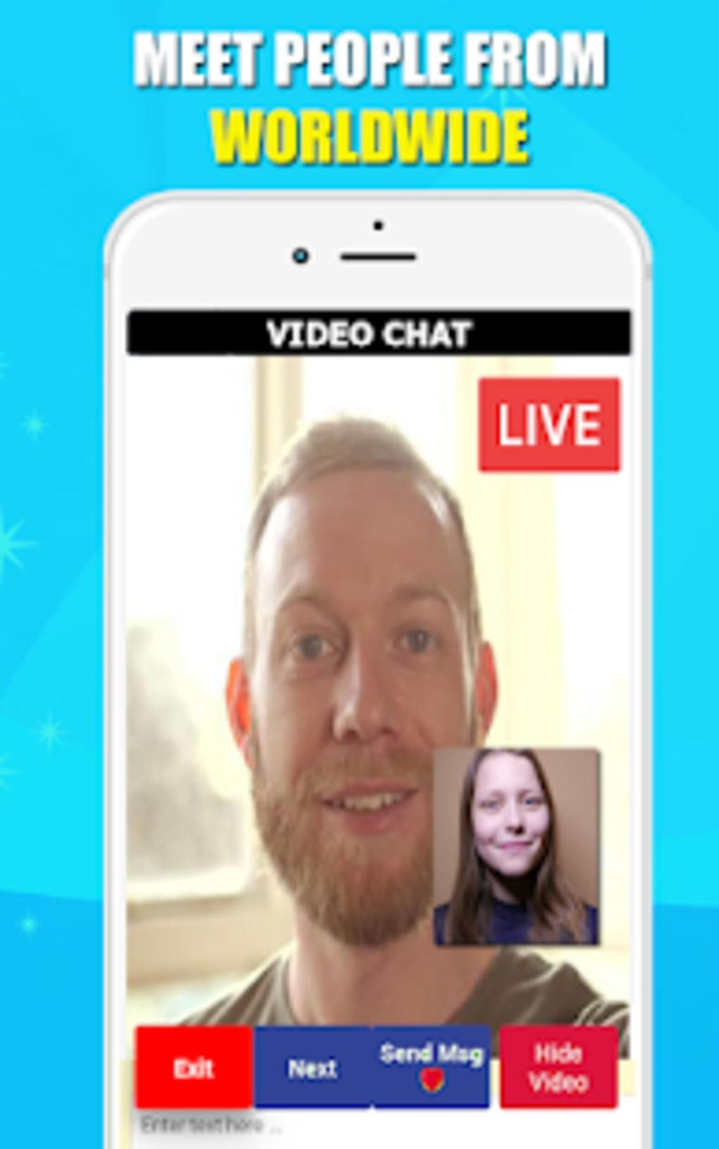 Video chat random
