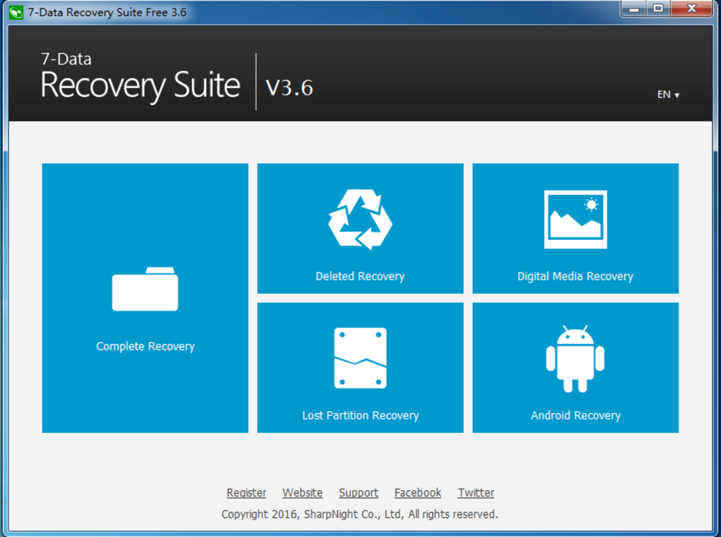 7 data recovery software free download full version