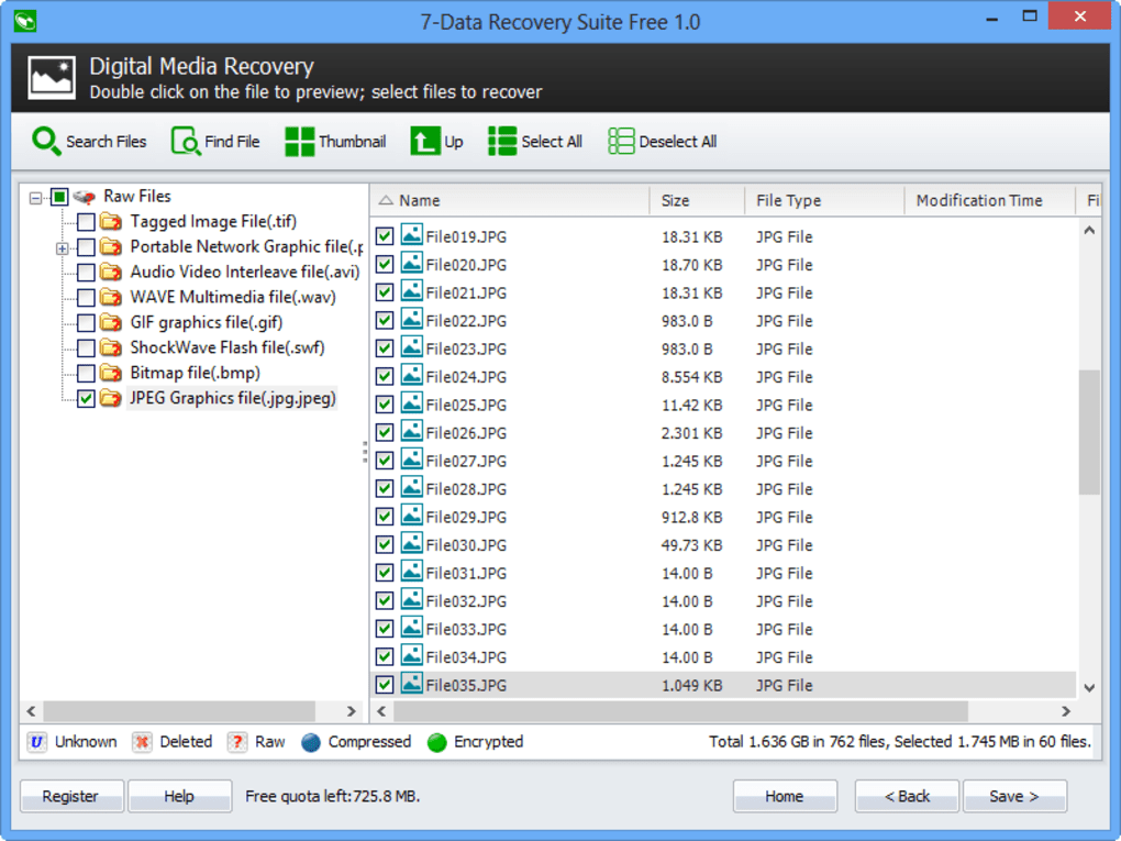 7-data recovery suite v4.4