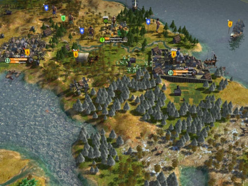 Sid Meier's Civilization IV: Colonization - Download