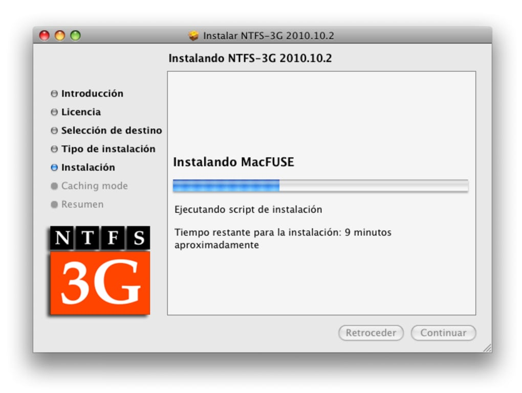 NTFS-3G para Mac - Download
