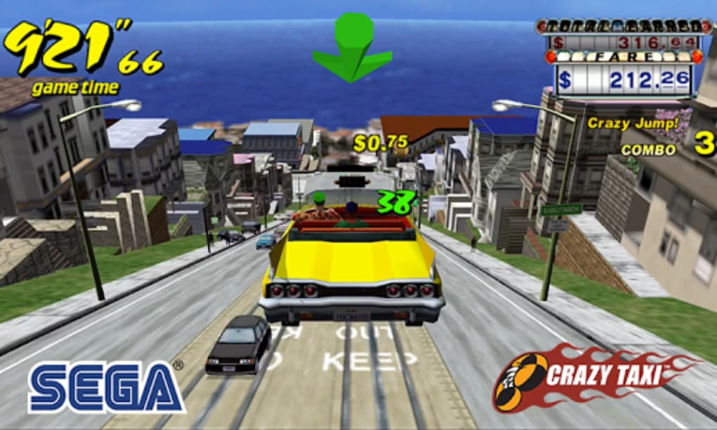 crazy taxi 2 gratuit pc softonic