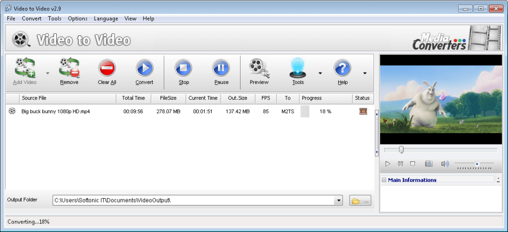 Video to video converter download video to video converter prs stopboris Image collections