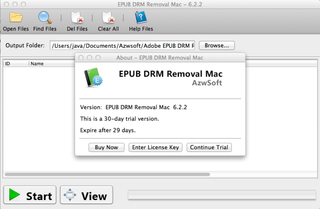 EPUB DRM Removal Mac (Mac) - Download
