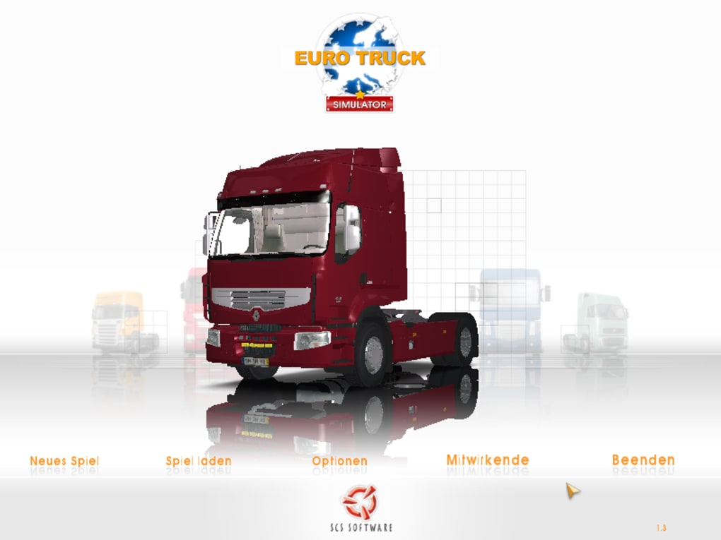 euro truck simulator renault premium 450 dxi euro 5 mod t l charger. Black Bedroom Furniture Sets. Home Design Ideas