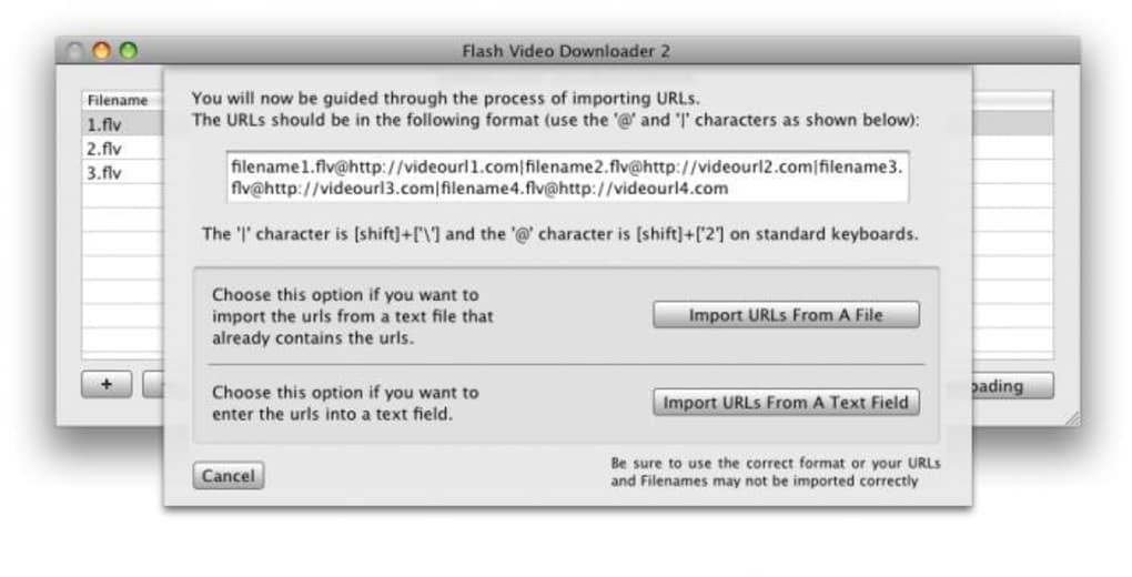 Flash Video Downloader for Mac - Download
