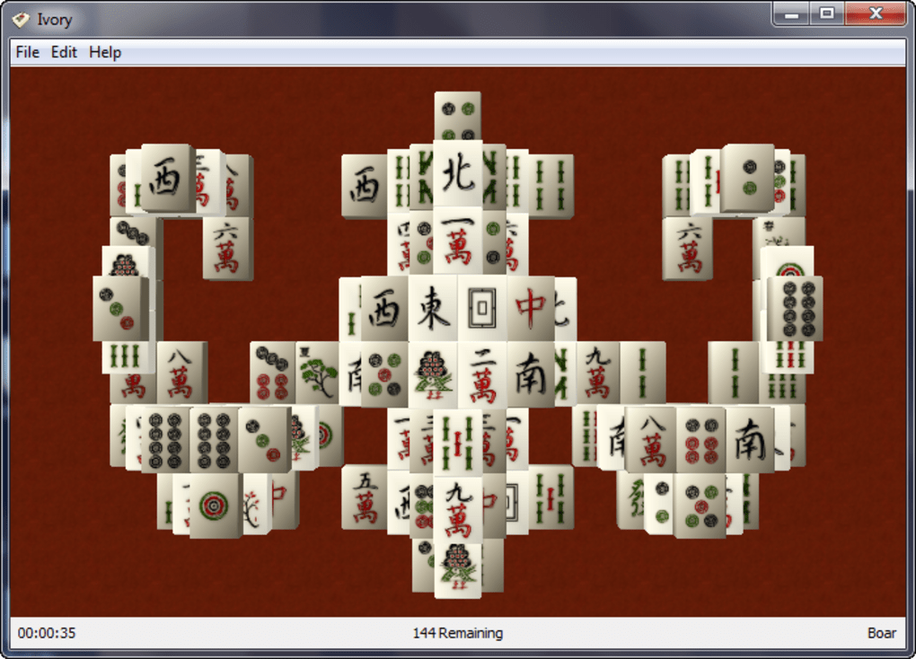 mahjong classico da