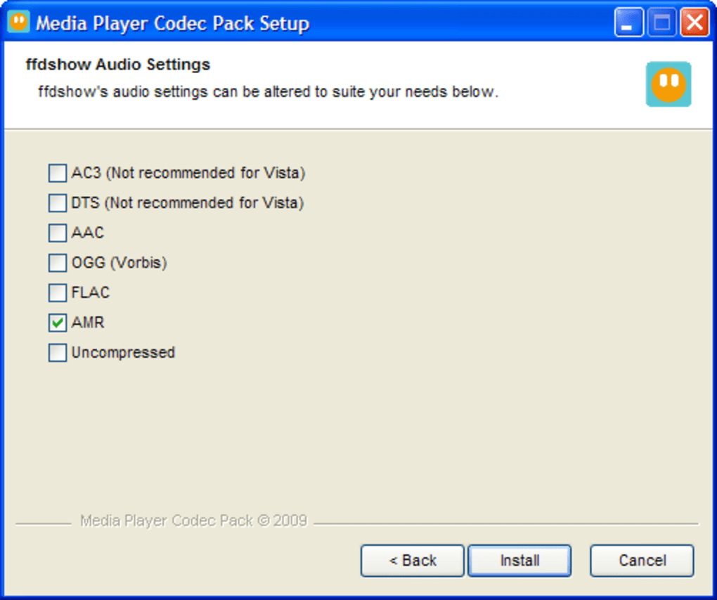 How can i get mp4 codec for windows 10/8/7/xp/vista.