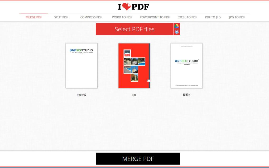 iLovePDF Online