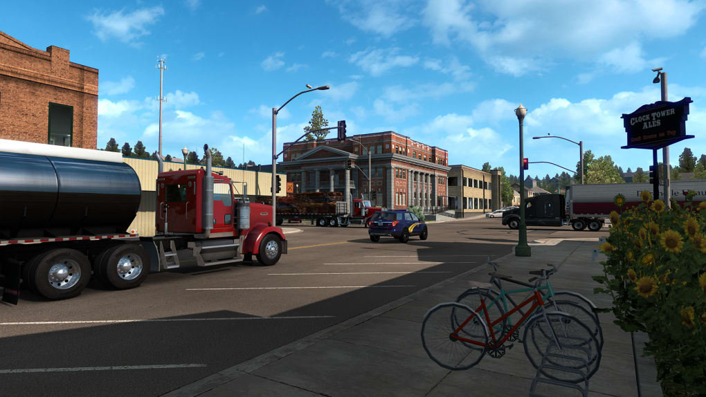 American Truck Simulator - Oregon - Download