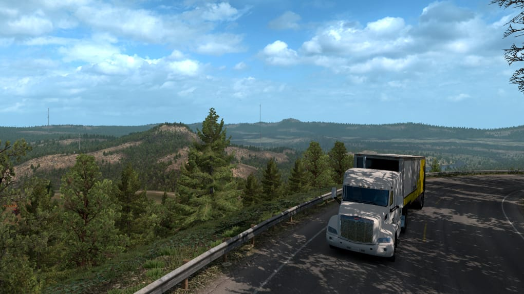 American Truck Simulator - Oregon - Download