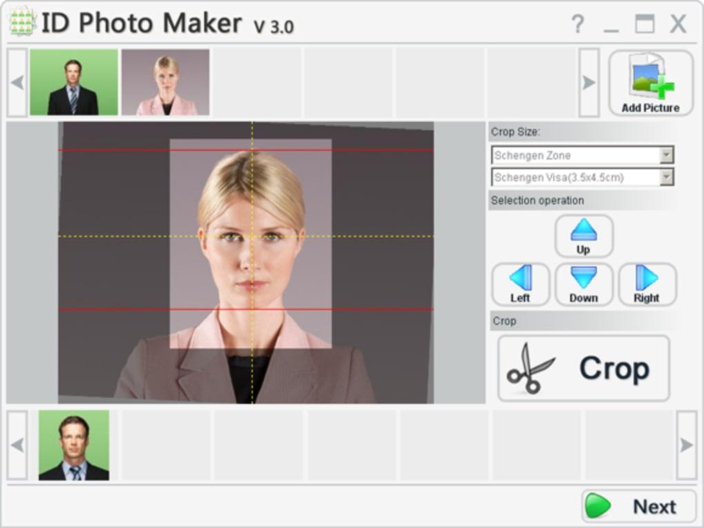 ID Photo Maker