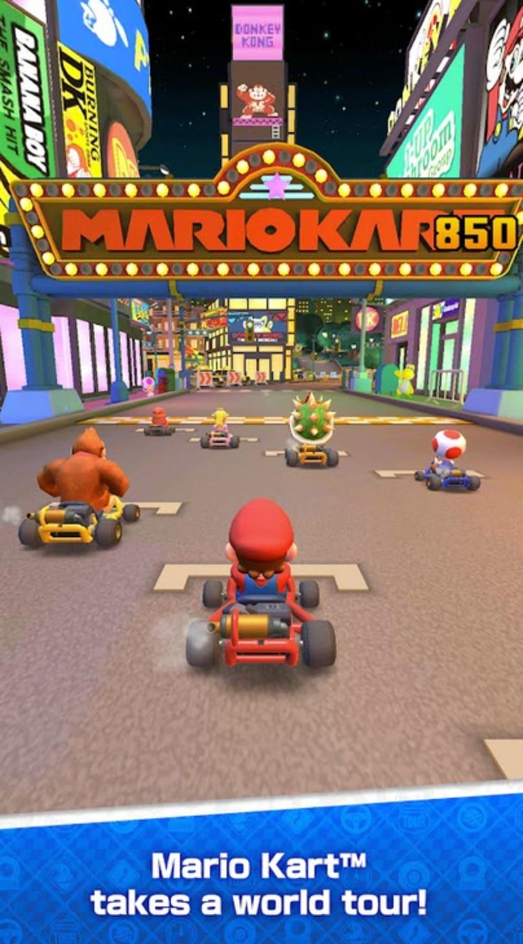 Mario Kart Tour pour iPhone - Télécharger